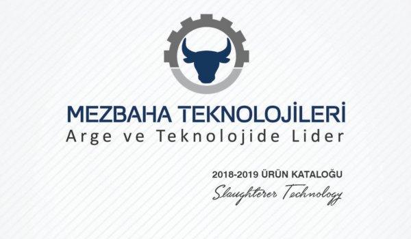 2018 mezbaha sistemleri katalog