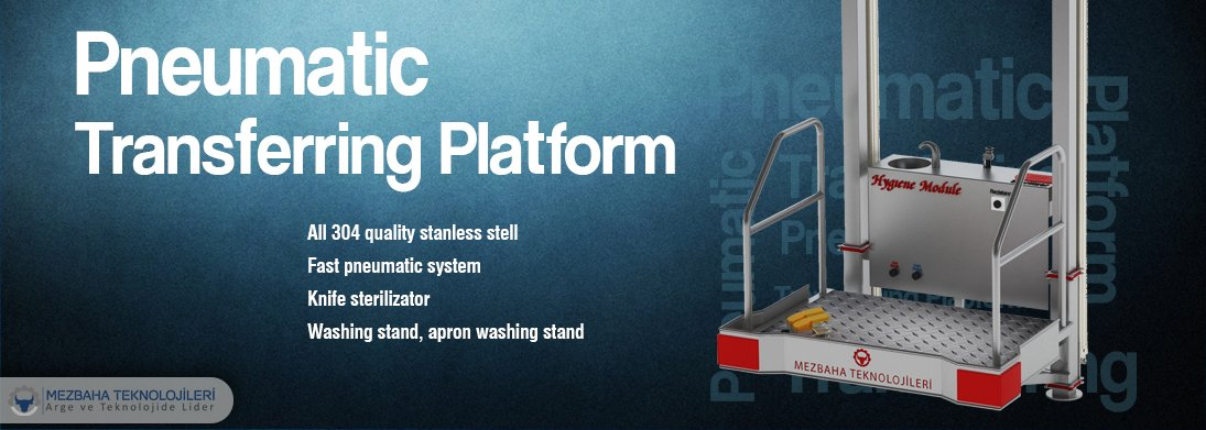 pneumatic transferring platform
