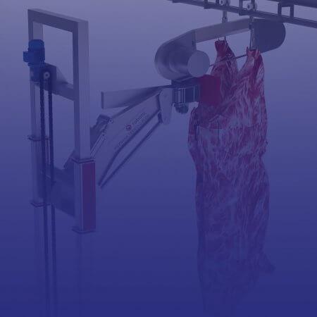 robotik mezbaha sistemleri