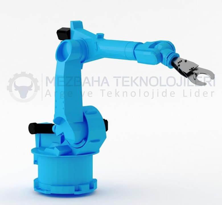 robotik ayak kesme
